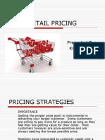 Pricing Strategies635
