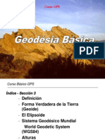 04 Geodesia Basica