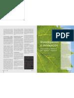 """Investigación e innovación Promoción y defensa del """"terroir"""" regional"""