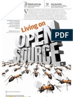 Living on Open Source