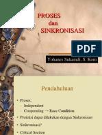 Proses Dan Sinkronisasi