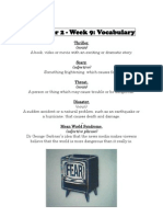 Semester 2 - Week 9