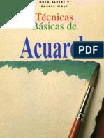 ACUARELA Técnicas Básicas De Acuarela (EXCELENTEEE TECNIAS Y MEZCLA COLORES Y ACUARELAS)