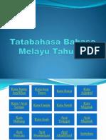 slaid tatabahasa