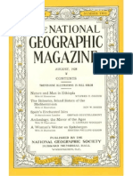 National Geographic 1928-08
