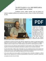 Olesker, documento sobre políticas sociales