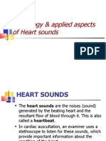 Heart Sound Physiolgy