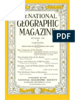 National Geographic 1928-10