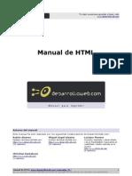 MhtmlManual de HTML