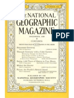 National Geographic 1928-12
