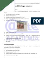 Enfoque y marcos UD 18 Tutorial Photoshop Academia Usero