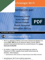 La Technologie Wi-Fi