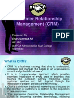 CRM by Hammad
