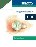 Semco Enthalpy Wheel Technical Manual