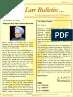 Abhyaas Law Bulletin - November 2012