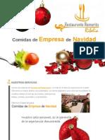 Comidas de Navidad, Restaurante Romerito