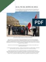 La Peruanidad Al Pie Del Morro de Arica