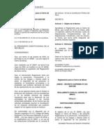 Informacion de Plan de Cierre de Minas
