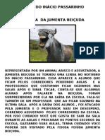 LENDA DO INÁCIO PASSARINHO