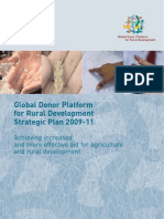 Platform Strategic Plan 2009-11