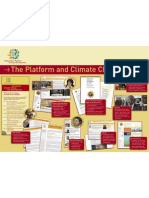 The Platform and Climate Change 2009