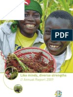 Platform Annual Report 2009