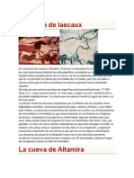 Historia de La Prehistoria