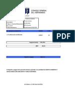 Factura Del Notario