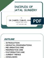 Principles of Neonatal Surgery (2)
