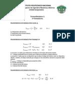 Formulario Exergía