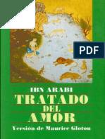 Tratado Del Amor Ibn Arabi