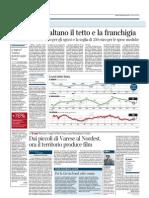Detrazioni e Deduzioni Fiscali, Saltano Il Tetto e La Franchigia -CORRIERE DELLA SERA 10/11/2012