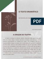 FI2_Introdução ao Texto Dramático