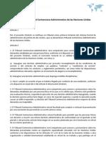 Estatuto del Tribunal Contencioso-Administrativo de las Naciones Unidas