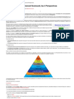 (IEDGE – El Balanced Scorecard, las 4 Perspectivas)