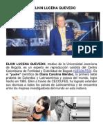 Biografia Elkin Lucena