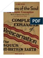 AMORC - Mansions of the Soul (1930) First edition!!!