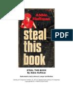 Abbie Hoffman - Steal This Book