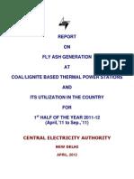 Report Flyash 240412
