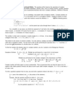 some complex numbers notes