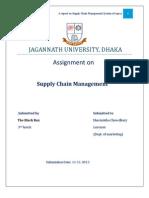 Agora Supply Chain