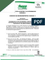 Comite Disc. 4ta