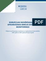 KNAB darbības monitorings