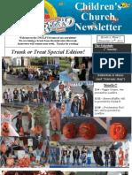Newsletter 11-11-12