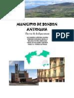 Monografía Sonson