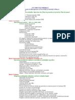lista documente ssm