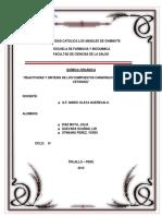 Reactividad y Sintesis de Los Compuestos Carbonilicos Aldehidos y Cetonas
