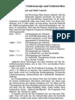 Strahlenfolter - Kontrolle Der Gehirnenergie Und Gehirnwellen - Mind Control - Www.schriftenmission.de