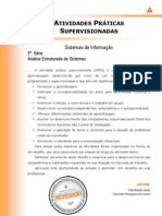 2012 1 Sist Informacao 2 Analise Estruturada Sistemas