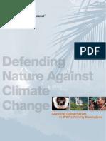 WWF2007 DefendingNatureAgainstCC Adaptation